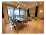 Disewakan Apartemen Anandamaya Residence - 2+1 Bedroom 148 m2 Fully Furnished