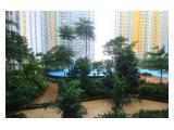 Disewakan Apartemen Springlake Summarecon Bekasi – Studio Fully Furnished, Bisa bayar bulanan