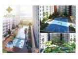 Sewa Apartemen Ayodhya Residence Tangerang Type Studio 24 m2