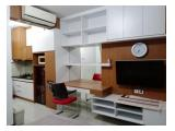 For rent Studio or 2BR Thamrin Executive Residence Apartment