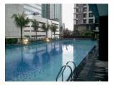 For Rent TamanSari Semanggi Apartement at Gatot Subroto - 1BR (45,5 m2), Fully Furnished.