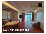 Sewa Apartemen Casa Grande 3 Bedroom 1 Service Area Fully Furnished Nyaman Siap Huni