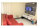 Sewa Apartemen Sentra Timur Residence Pulo Gebang Jakarta Timur – 1 BR 36 m2 Fully Furnished