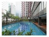 Sewa Apartemen Tamansari Semanggi Jakarta Selatan - Studio Furnished, Near Semanggi & Kuningan