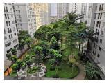 Turun Harga !! Disewakan Apartemen Green Palace - Kalibata City - Tower Tulip, Studio, Furnished