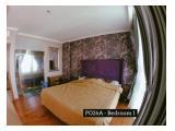 Disewakan Apartemen Ancol Mansion Jakarta Utara - 2 Bedrooms 120 m2