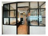 Disewakan 3 Bedrooms Apartemen St. Moritz Jakarta Barat - Fully Furnished 168 m2
