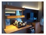 Sewa Apartemen Sudirman Park Jakarta Pusat - 1 BR Furnished 30 m2, Hotel Look, Luxury & New Interior
