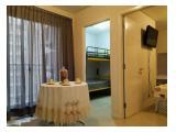 Sewa Harian / Bulanan / Tahunan Apartemen Madison Park Jakarta Barat - 2BR Furnished 53 m2