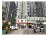 Sewa Murah Apartemen Grand Asia Afrika Bandung - Harian / Bulanan / Tahunan, 1 BR Full Furnished, Wi-Fi & TV Cable