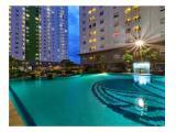 Disewakan Apartemen murah di lokasi strategis, Green Pramuka Tipe Studio (Kosongan), Tanpa Perantara