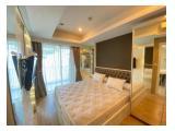 Sewa Apartemen Casa Grande Residence Kota Kasablanca Jakarta Selatan - 1 Br Luas 50 Sqm Full Furnished, Tower Montana.