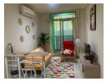 Disewakan Apartemen Pejaten Park Residence Jakarta Selatan - 1 BR 41 m2 Furnished