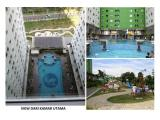 Disewakan Apartemen Green Pramuka City Jakarta Pusat - 2BR Full Furnished - Design Cantik (Langsung Owner)