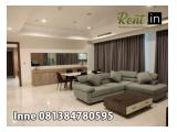 Sewa Apartemen Botanica Ready All Type - 2 / 2+1 / 3 / 3+1 Bedroom Fully Furnished Bagus Siap Huni