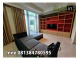 Sewa Apartemen Pakubuwono View 3 Bedroom Semi Furnished Tower Lacewood Lantai Rendah
