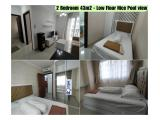 Disewa all type Studio, 1 Bedroom & 2 Bedroom