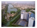 Disewakan Cepat Apartemen Maple Park, Sunter, Kemayoran Jakarta Utara - Full Furnished & Murah, 2 BR 49 m2 View Danau Sunter