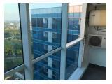 Disewakan Unit Studio Fully Furnished, Free SVC Charge, Parking, Internet+TV Cable di Apartemen Tamansari The Hive, Jakarta Timur