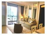 Sewa Apartemen District 8 SCBD Jakarta Selatan - 2 Bedroom 105 m2 Fully Furnished