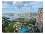 Disewakan Apartemen Gold Coast PIK - 1BR Fully Furnished, Sea & Pool View