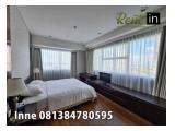 Sewa Apartemen 1 Park Residence - 3 Bedroom Fully Furnished - Bagus, Nyaman, Siap Huni