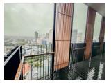Disewakan Apartemen Senopati Suites Jakarta Selatan – 2 BR 120 m2 Fully Furnished