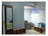 Sewa Apartemen Aeropolis Tangerang - Studio Full Furnished + Electronic