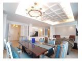 Disewakan Apartemen Senopati Suites – 2BR , 3BR Furnished/unfurnished (MANY UNIT)
