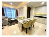 For Rent Apartement Casagrande Residence Kota Kasablanka – 1 BR / 2 BR / 3 BR Fully Furnished & Good Condition