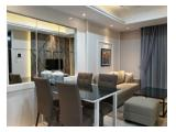 Disewakan Apartemen Casa Grande Residence Phase II Tower Chianti – 2+1 BR 76 Sqm Full Furnished