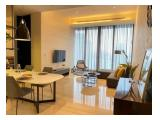 For Rent Apartemen Lavie All Suites Kuningan, Jakarta Selatan - 2 Bedrooms 127 m2 Full Furnished