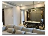 Disewakan Apartment Anandamaya Residences Sudirman – 3 BR Luxurious Unit Fully Furnished