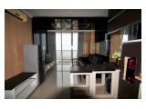For Rent 1BR Apartemen Ancol Mansion Jakarta Utara - Tower Pacific Ocean 66 m2 Furnished