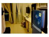 RENT Apartemen Capitol Park STUDIO smart system tinggal 1-1nya murah lengkap siap huni