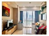 Sewa Apartment Setiabudi Sky Garden – READY MOVE IN 2 BR Size 63 m2, Modern Design, Fully Furnished, Best price Rp.14,000,000/month -NEGO
