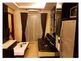 Sewa Apartemen Thamrin Residences Jakarta Pusat - 1 Bedroom Fully Furnished