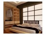 Disewakan Apartemen Studio Oasis Cikarang-Mahogany