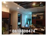 Sewa Apartemen Residence 8 Senopati - Available All Type 1 / 2 / 3 BR Fully Furnished, Ready to Move in