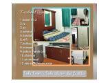 disewakan apartemen Metos Modernland Cikokol Tangerang