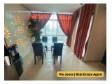 For Rent 2 Bedroom Sahid Sudirman Apartment. Comfortable and Clean Unit with Nice and Maintained Furniture.