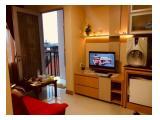 Sewa Apartemen Murah&Nyaman,2 Kamar,Fullfurnished,Wifi&TV Kabel,Bsa Per Hari/Bulan/Tahun,di Asia Afrika Bandung