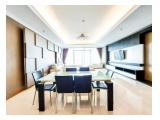 For rent! Kempinski Private Residence - Fully furnished, 252m2 3 BR, Cityview, Ready to move in! (KEMP014-E)