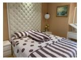 For Rent Apartement Casagrande Residence Kota Kasablanka – 1 BR / 2 BR / 3 BR Fully Furnished & Good Condition
