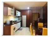 Disewakan Apartemen Thamrin Residences 2 Bedrooms/Cozy Furnish