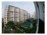 Disewakan Apartemen Scientia Residences 2 kamar Full Furnish Interior Baru uk. 56m2