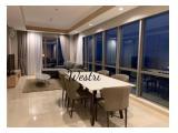 Disewakan Apartemen Branz Simatupang 3BR+1 Sz 169sqm Full Furnished Middle Floor View City Jakarta Selatan BEST PRICE CALL WESTRI