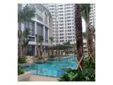 Disewakan Apartemen Taman Anggrek Residences – Studio - BEST PRICE! tinggal bawa koper