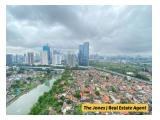 Comfortable Residential In The Center Of Jakarta. For Rent Thamrin Residence Apartment 1 Bedroom.