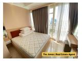 Strategic Location, Clean and Comfortable Units. Private Lift Access. For Rent 2 Bedroom Menteng Park Apartment.